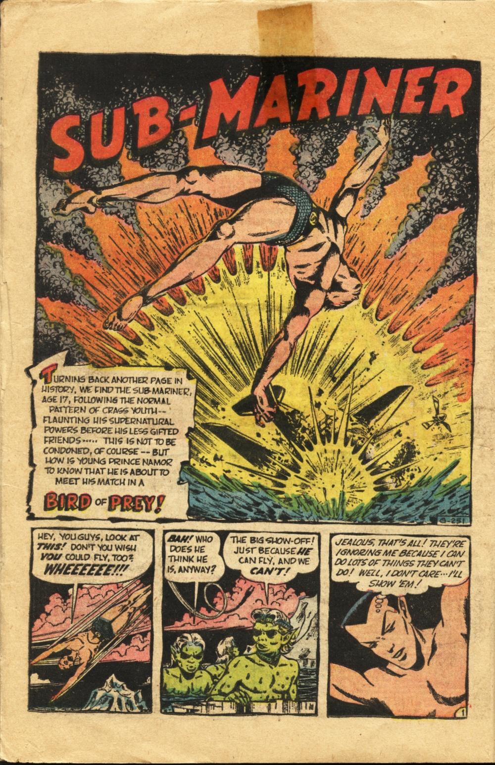 Sub-Mariner Comics #41 #41 - English 9