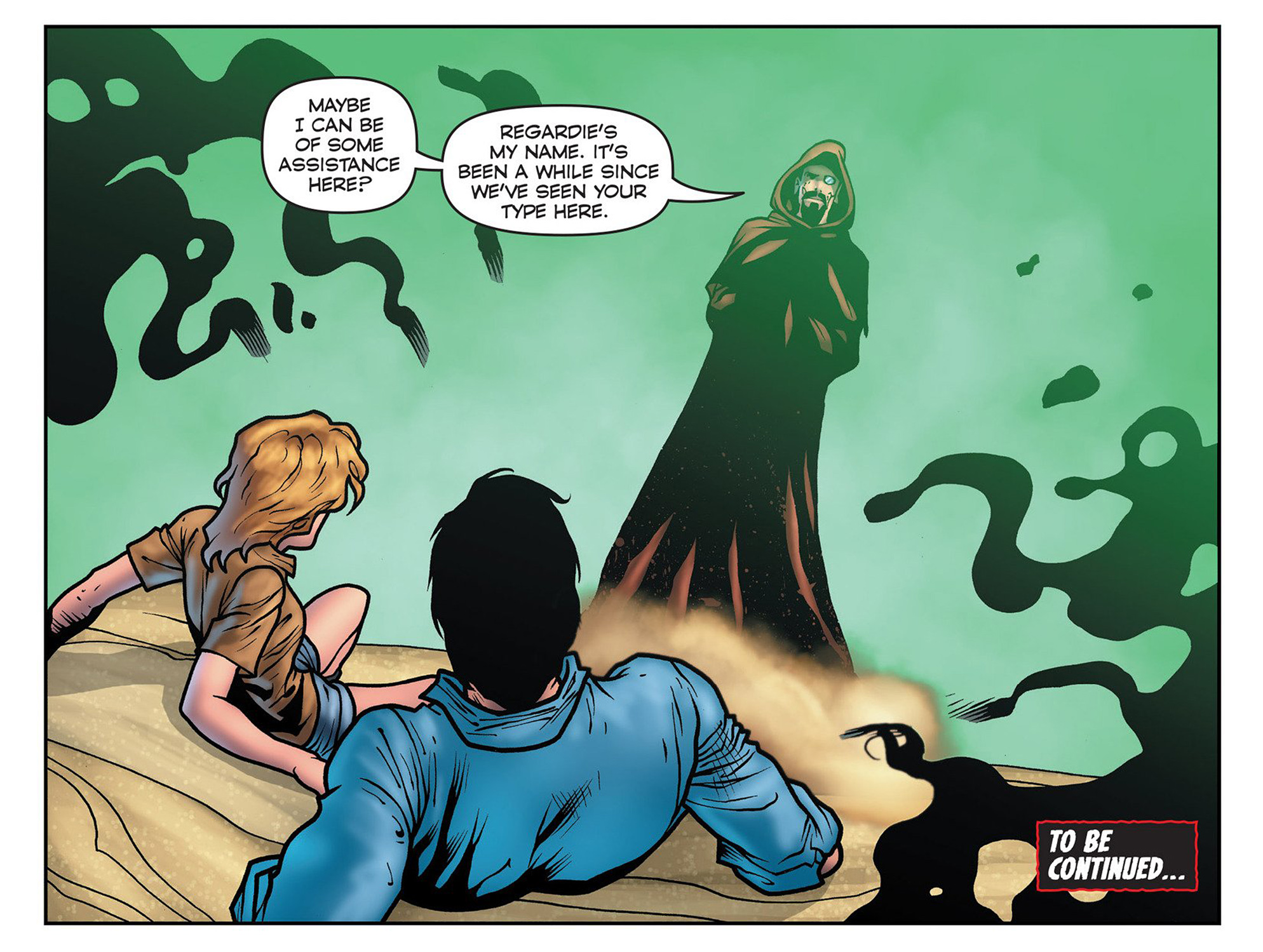 Read online Evil Dead 2: Cradle of the Damned comic -  Issue #3 - 23