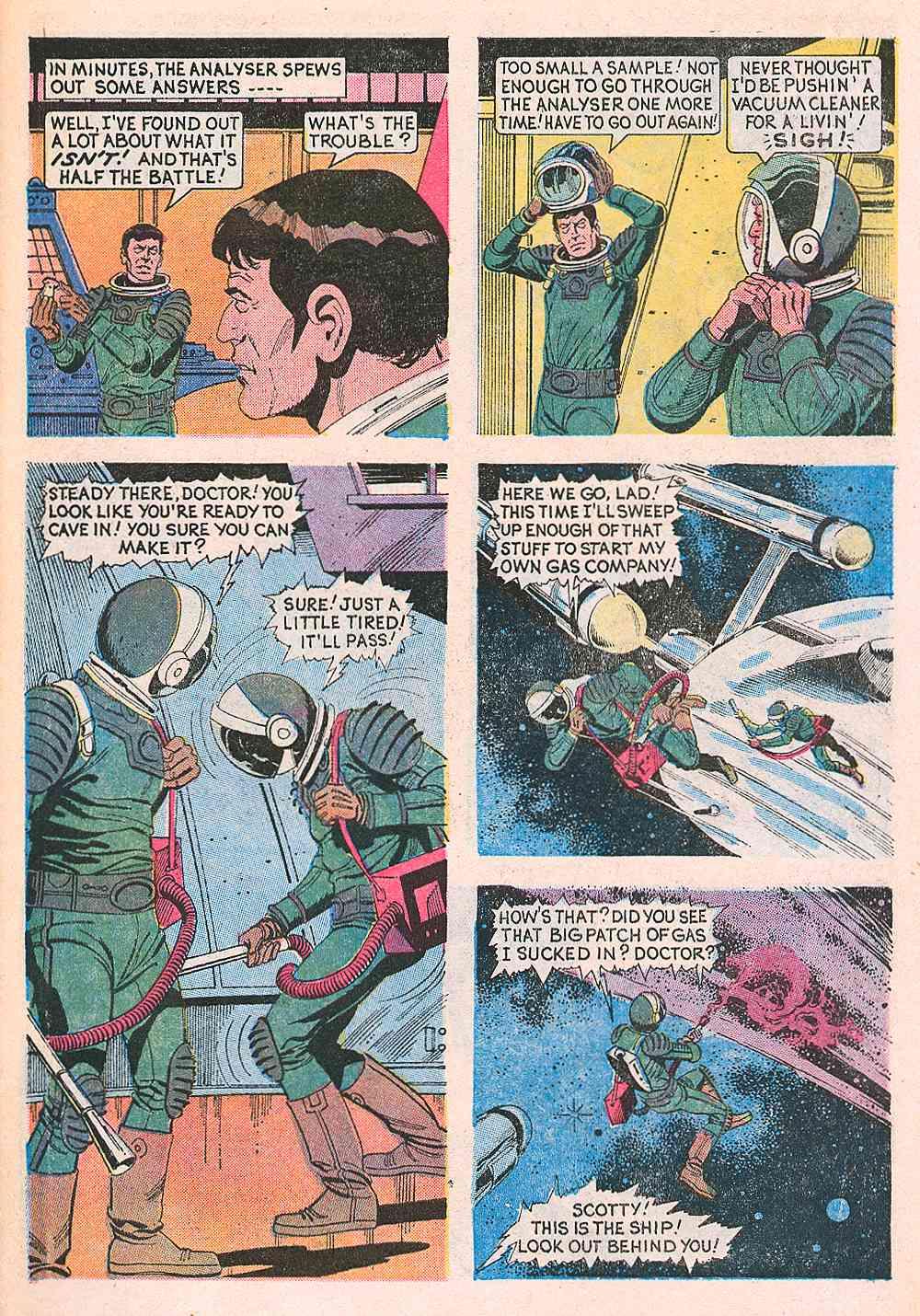 Star Trek (1967) Issue #20 #20 - English 21