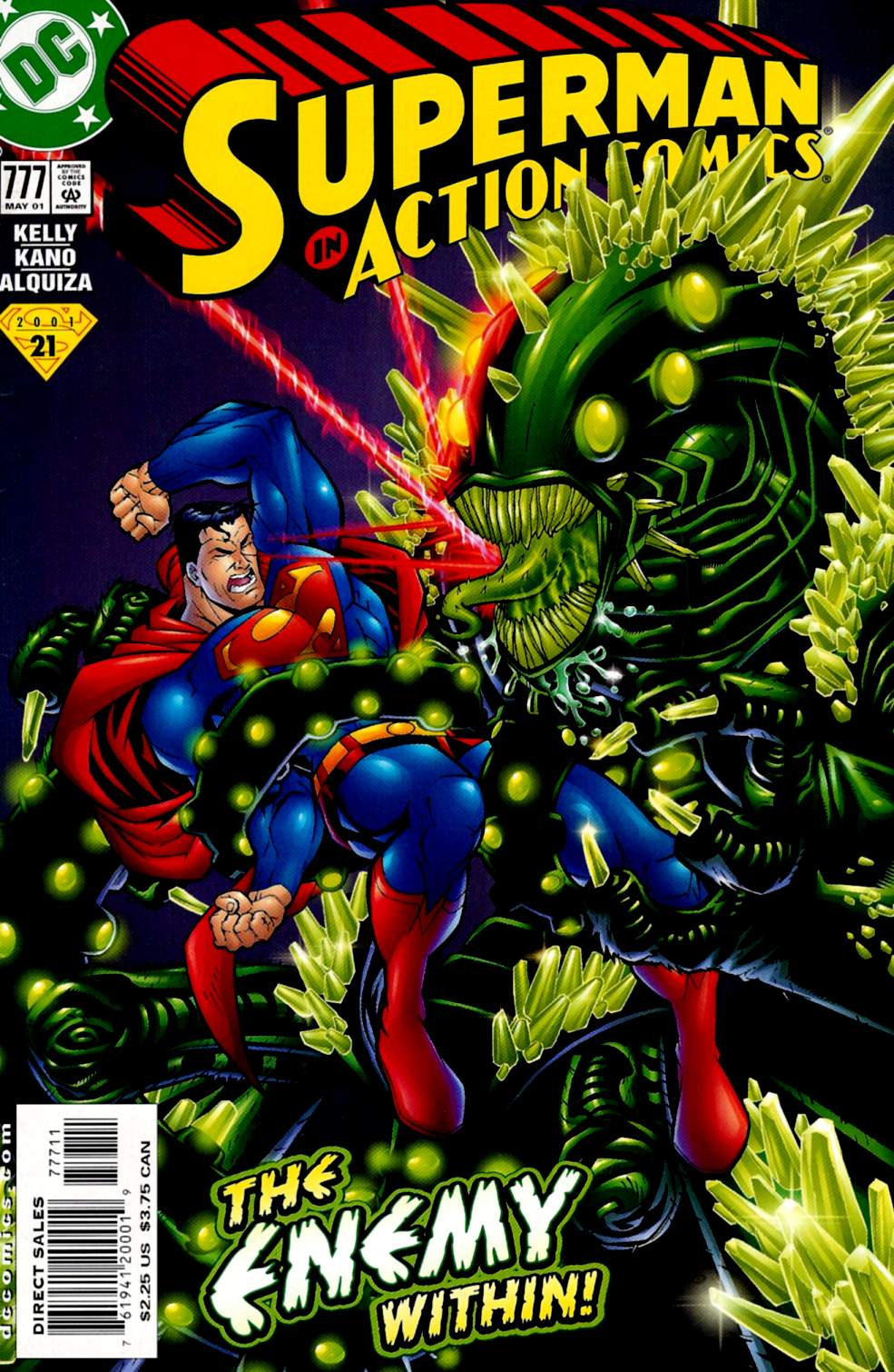Action Comics (1938) 777 Page 1