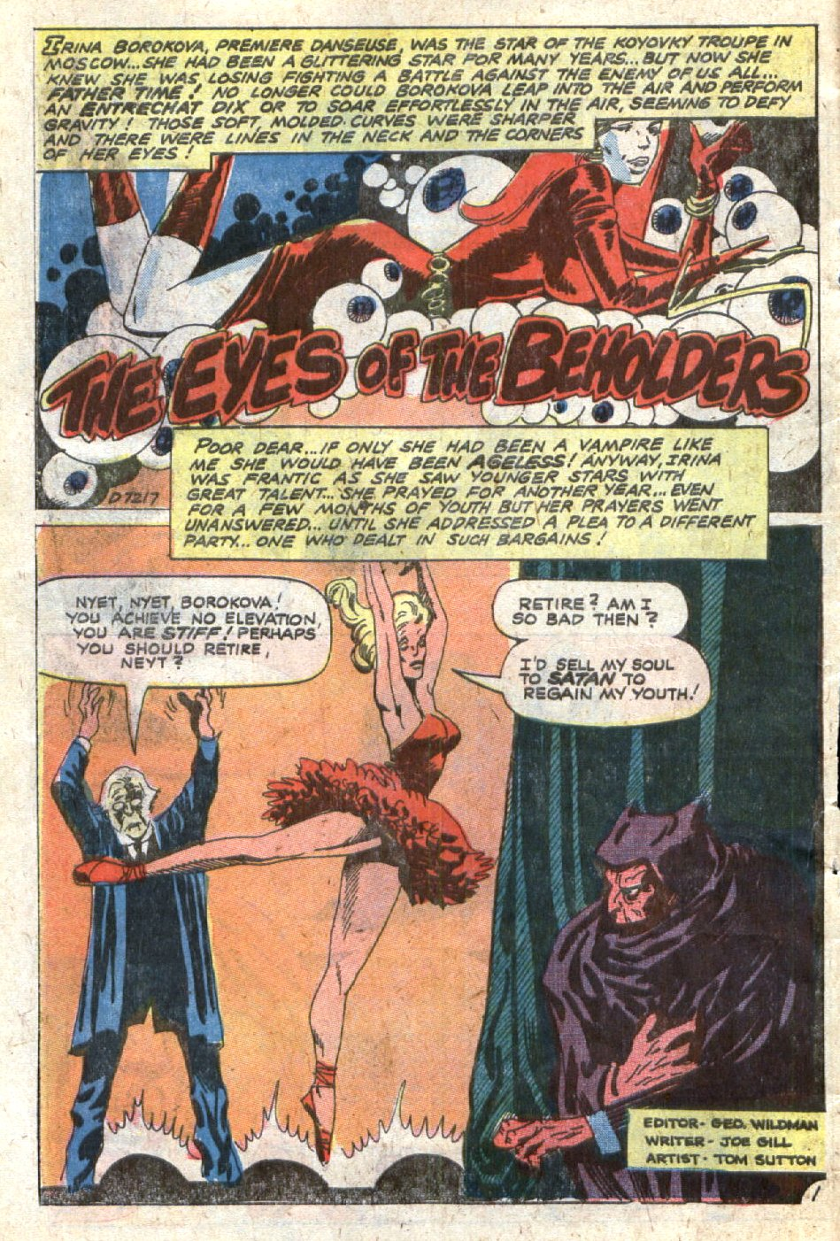 Read online Scary Tales comic -  Issue #4 - 10