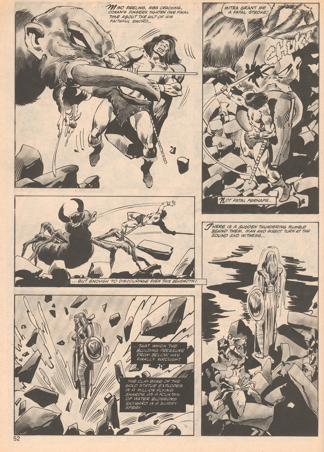 The Savage Sword Of Conan Issue #70 #71 - English 52