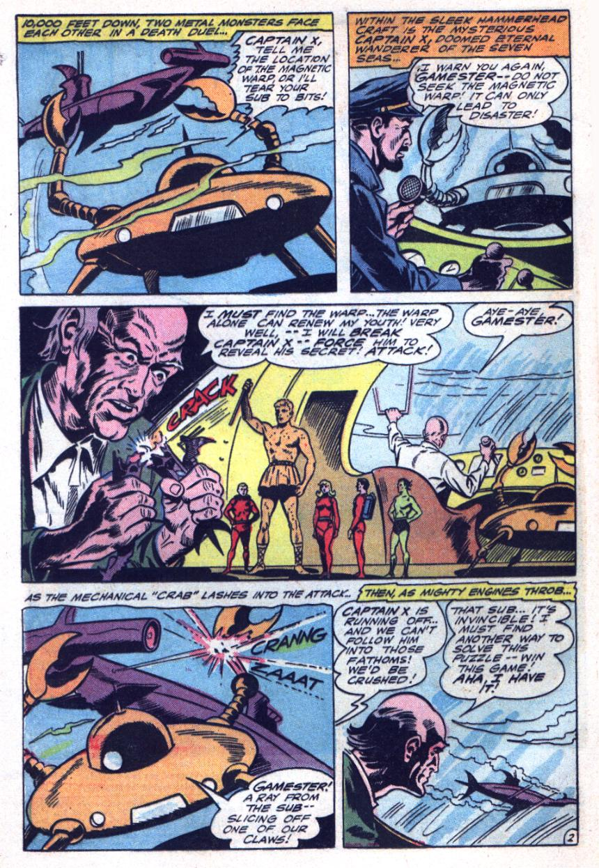 Read online Sea Devils comic -  Issue #26 - 5