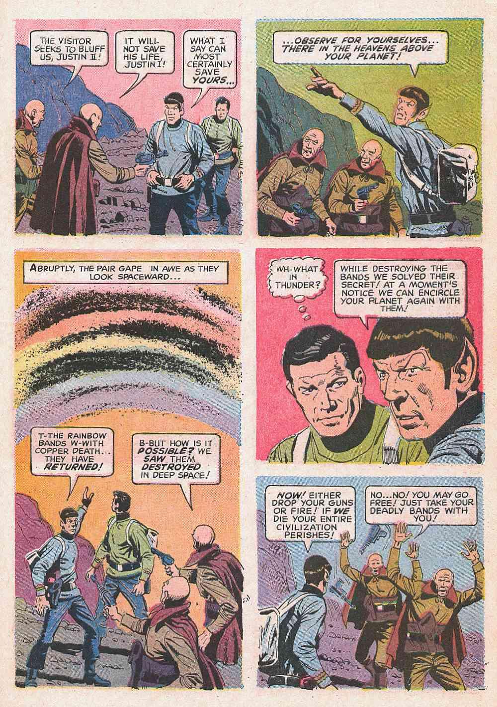 Star Trek (1967) Issue #5 #5 - English 26