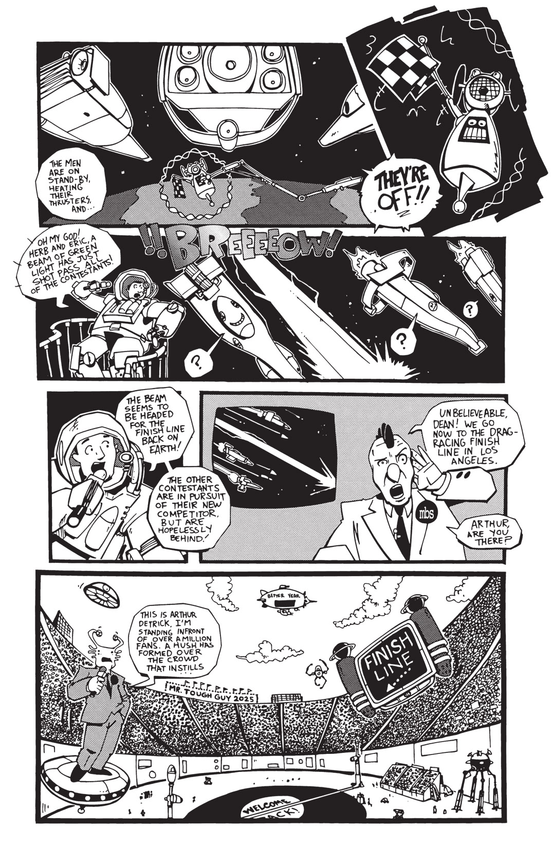 Read online Scud: The Disposable Assassin: The Whole Shebang comic -  Issue # TPB (Part 2) - 105