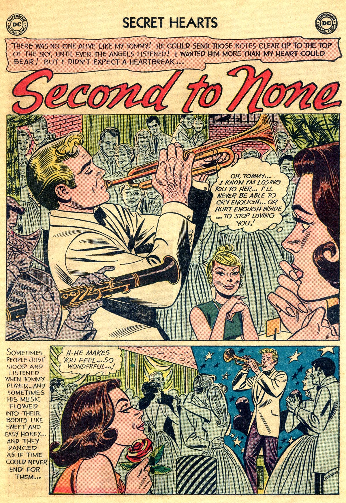 Read online Secret Hearts comic -  Issue #81 - 19