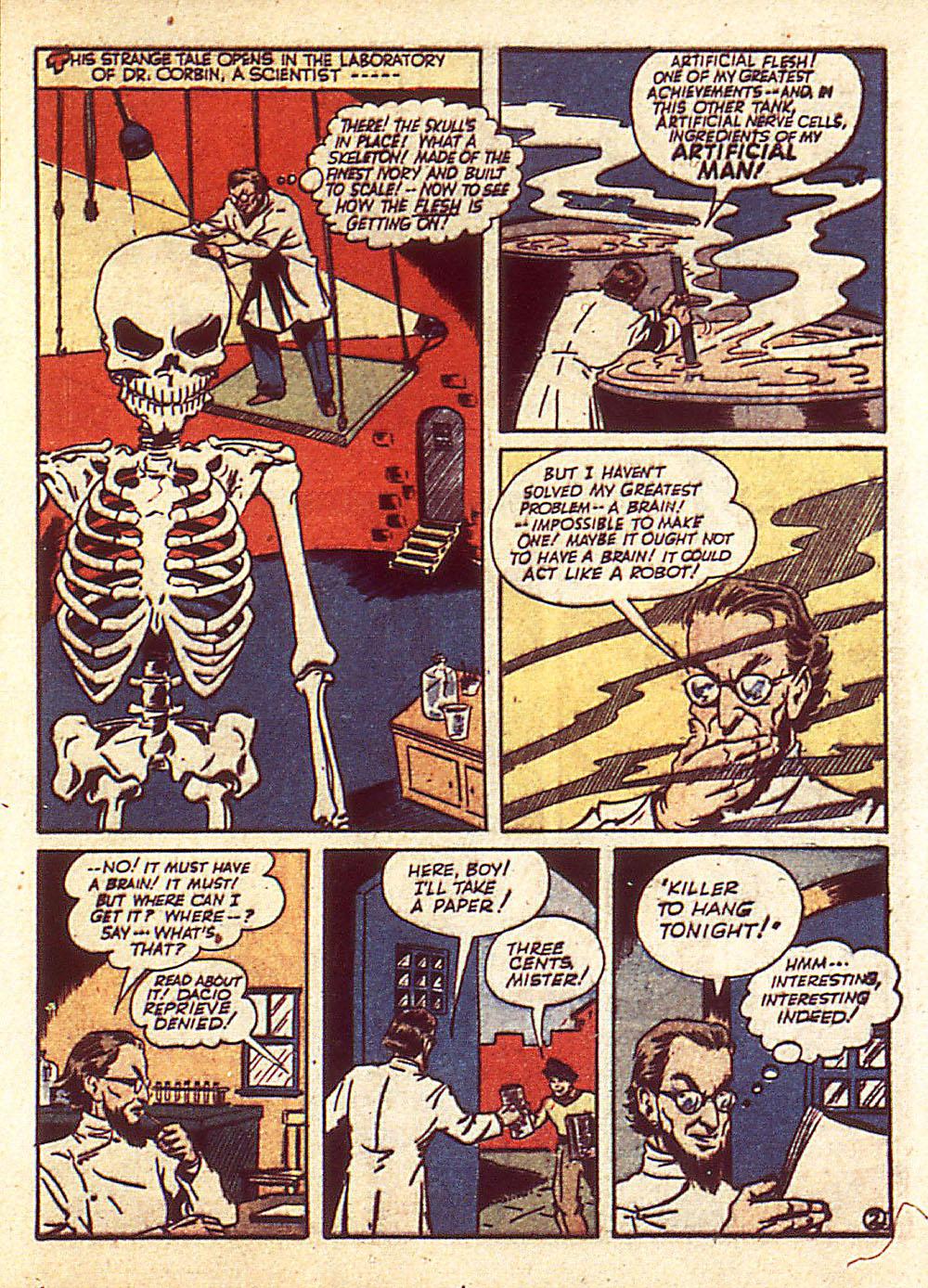 Sub-Mariner Comics Issue #4 #4 - English 26