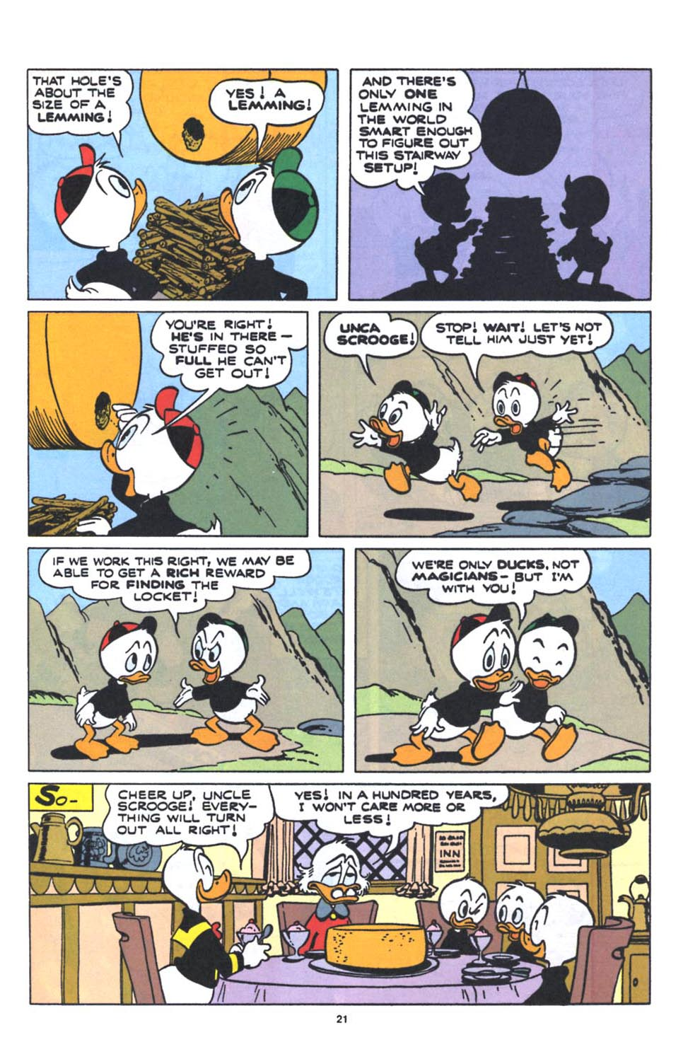 Uncle Scrooge (1953) Issue #250 #250 - English 23