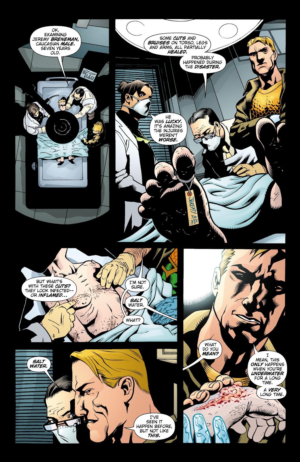 Aquaman (2003) Issue #15 #15 - English 19