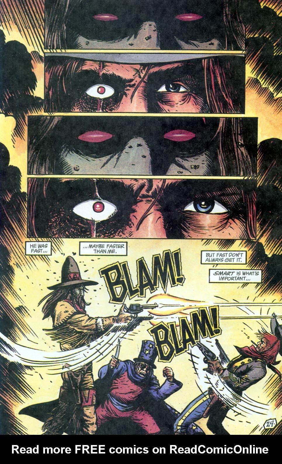 Jonah Hex: Two-Gun Mojo Issue #5 #5 - English 26
