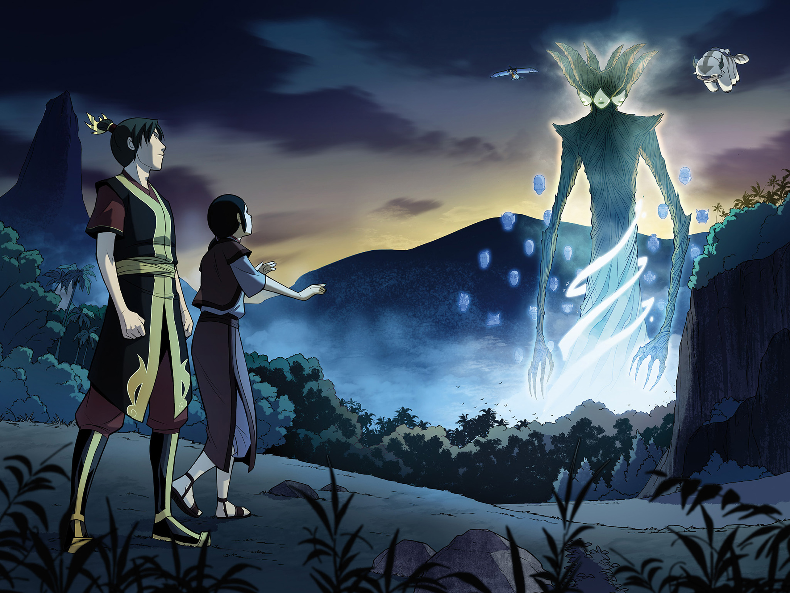 Read online Nickelodeon Avatar: The Last Airbender - The Search comic -  Issue # Part 3 - 67