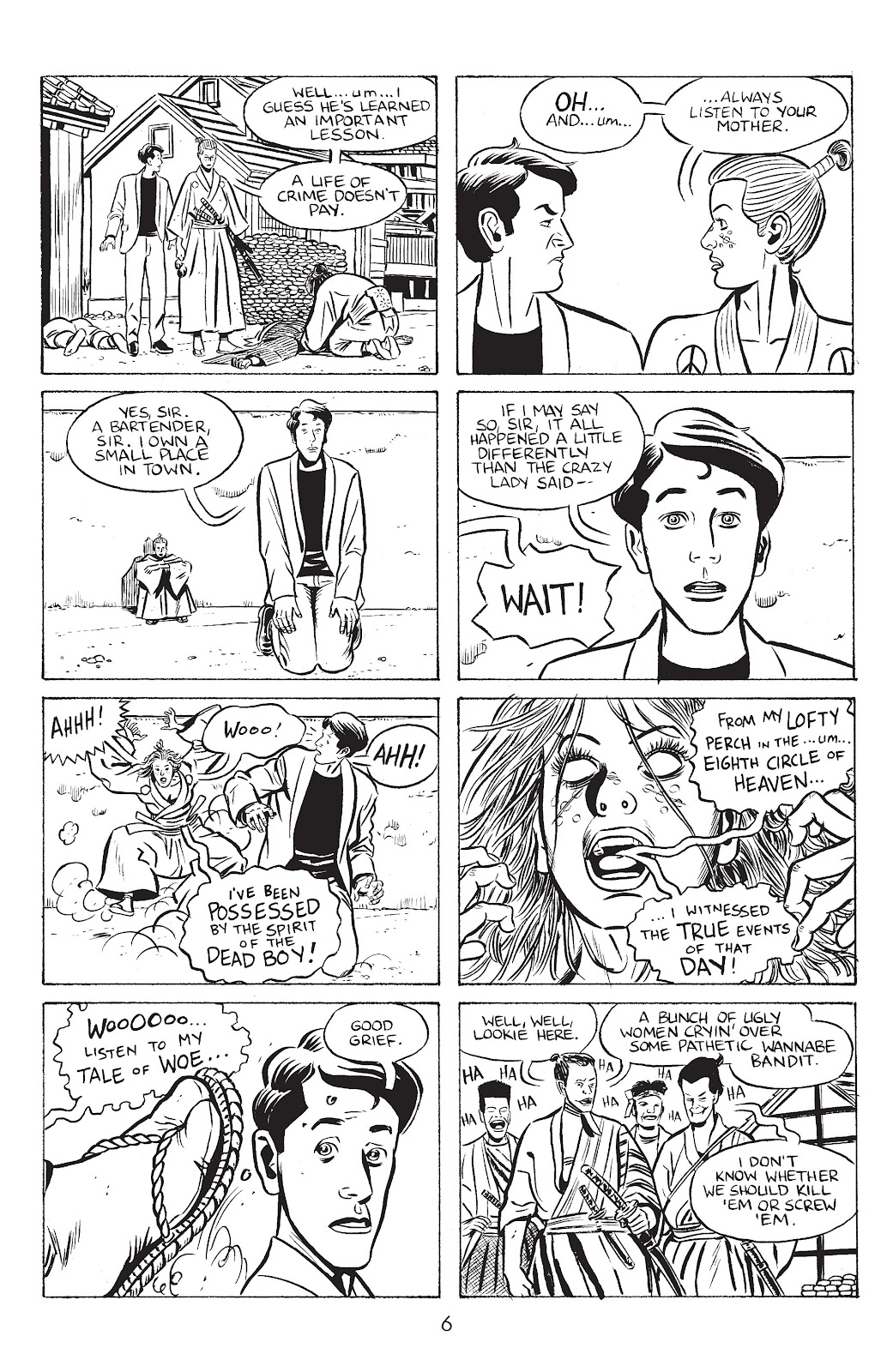 Stray Bullets Issue #39 #39 - English 8