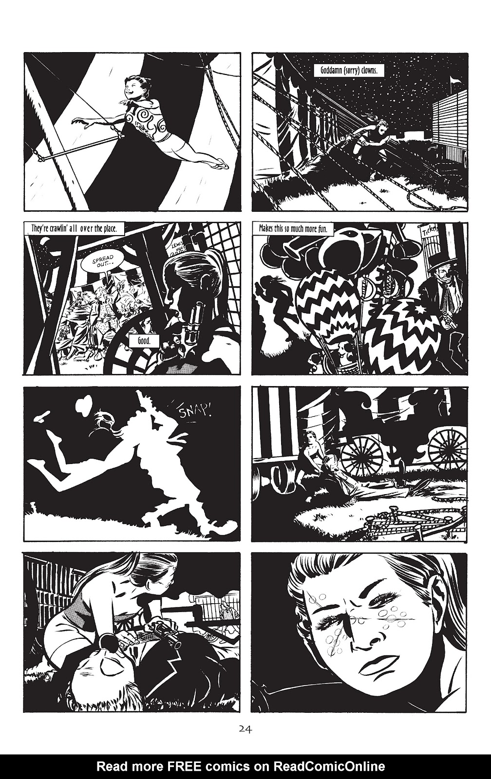 Stray Bullets Issue #10 #10 - English 26