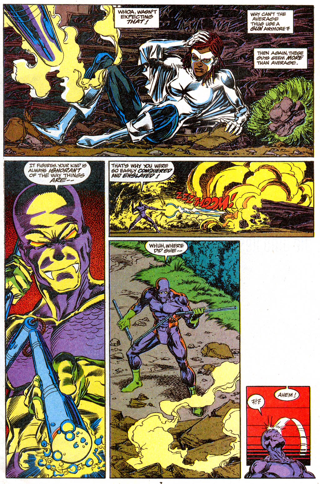 Captain Marvel (1989) 2 Page 6