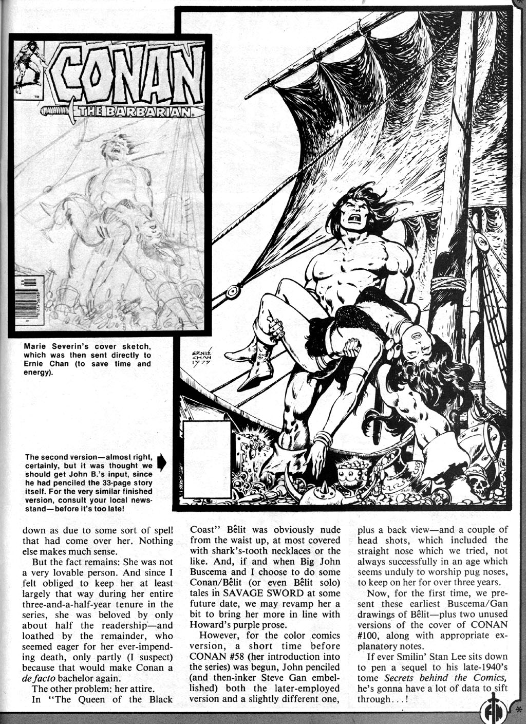 The Savage Sword Of Conan Issue #41 #42 - English 53