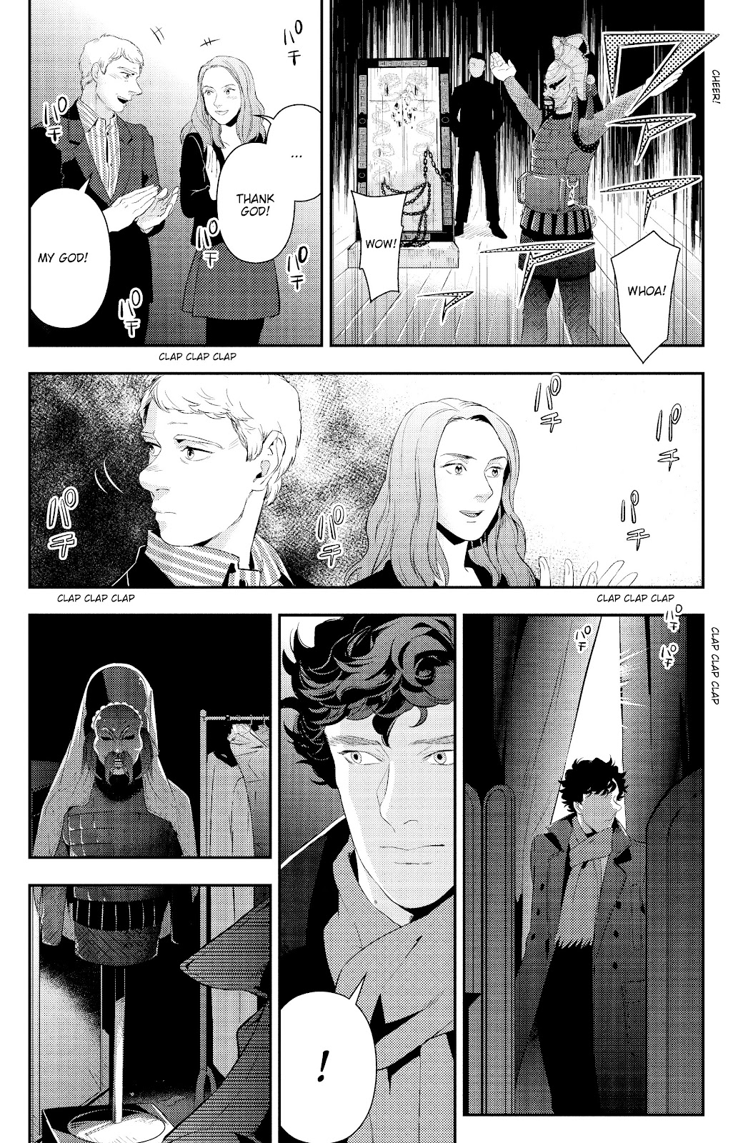 Sherlock: The Blind Banker Issue #5 #5 - English 22