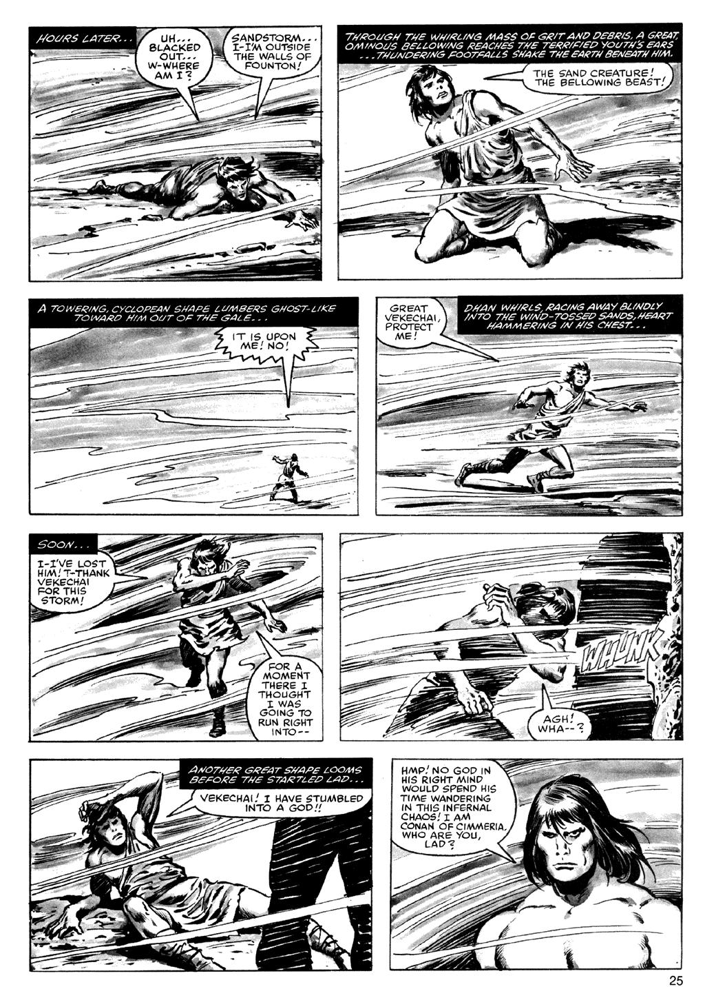 Of Conan  #164 - English 25