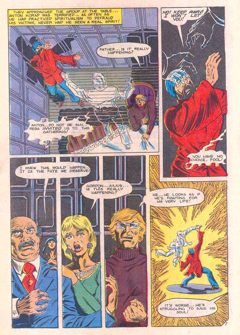 Read online Scary Tales comic -  Issue #42 - 10