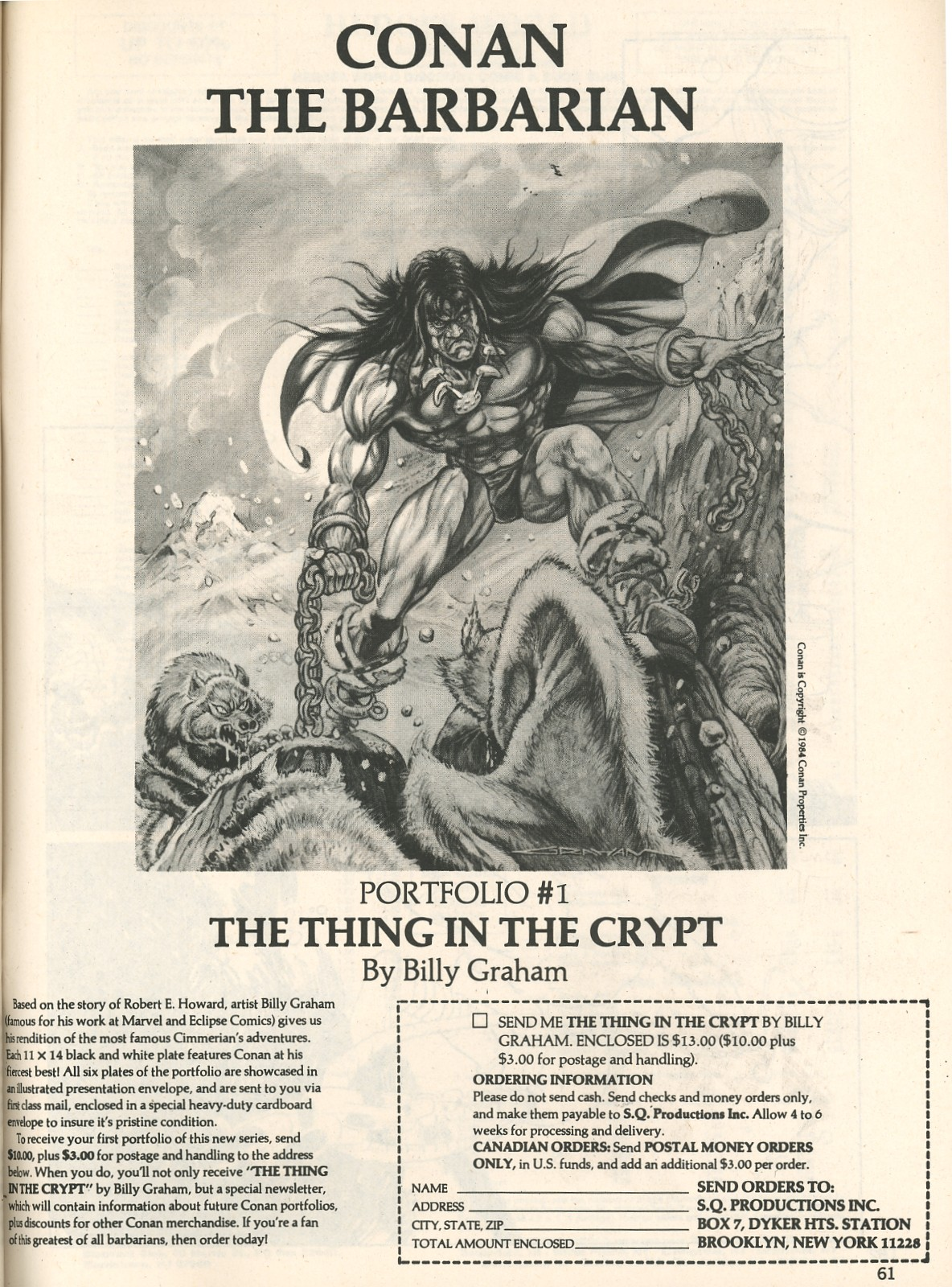 The Savage Sword Of Conan Issue #107 #108 - English 61
