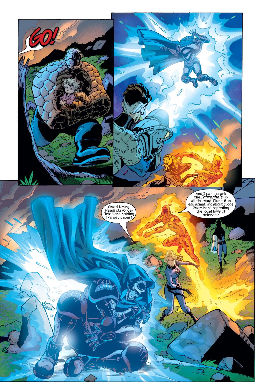 Fantastic Four (1998) #70 #74 - English 5