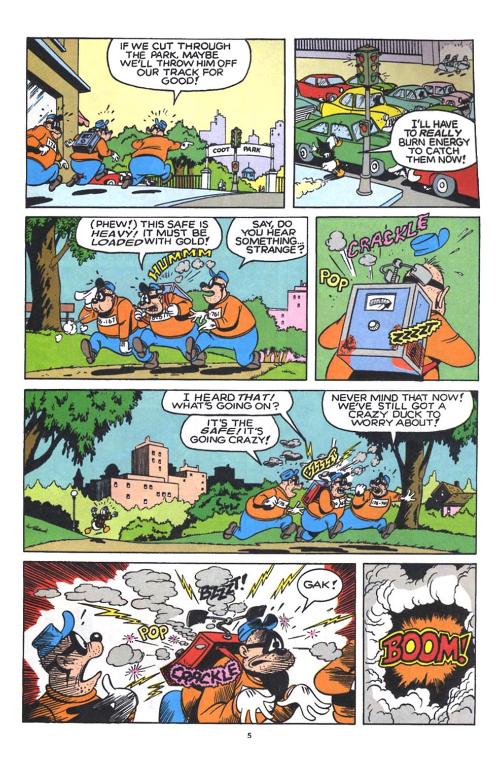 Uncle Scrooge (1953) Issue #250 #250 - English 43