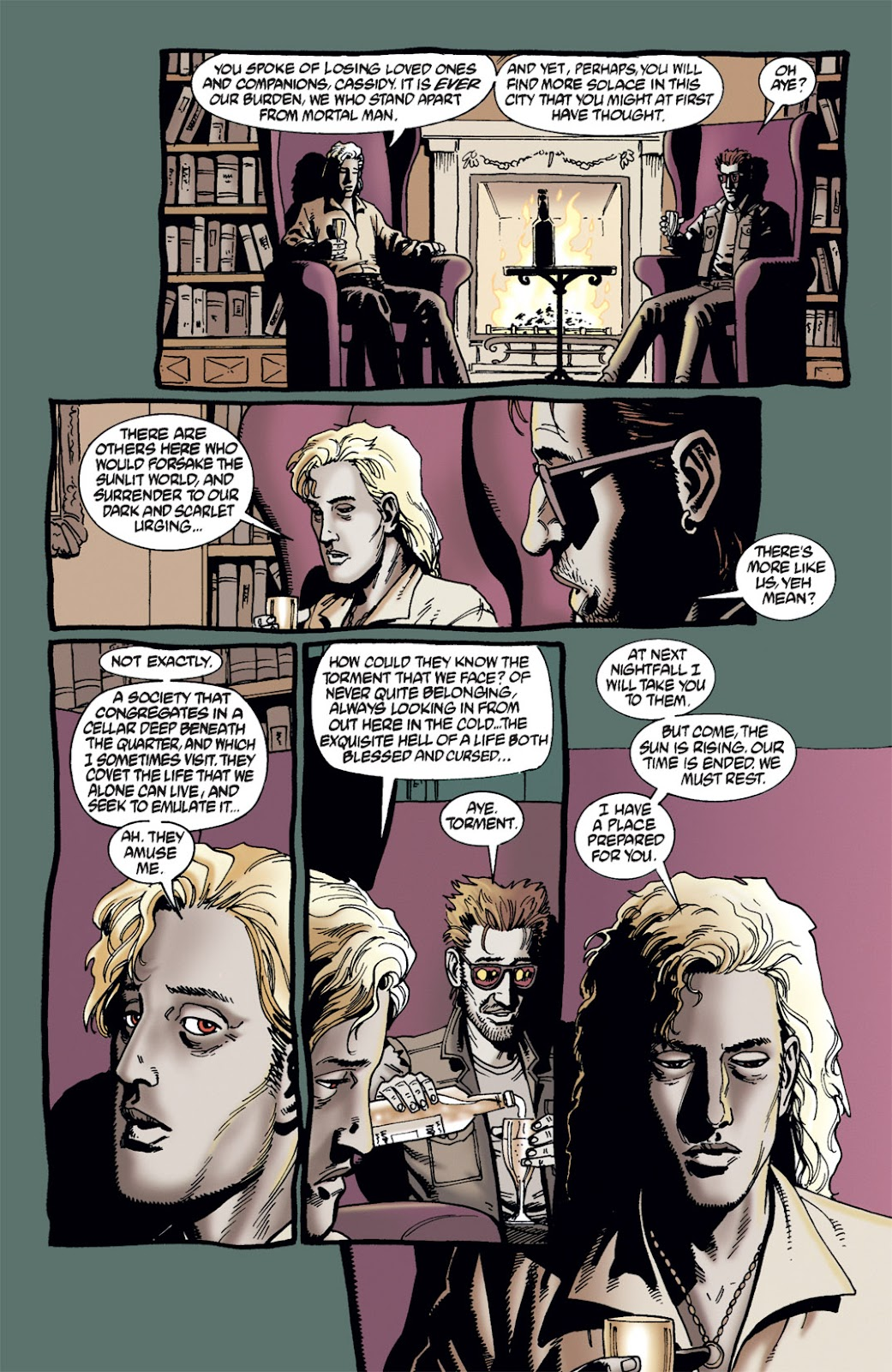 Preacher _TPB 8 #8 - English 16