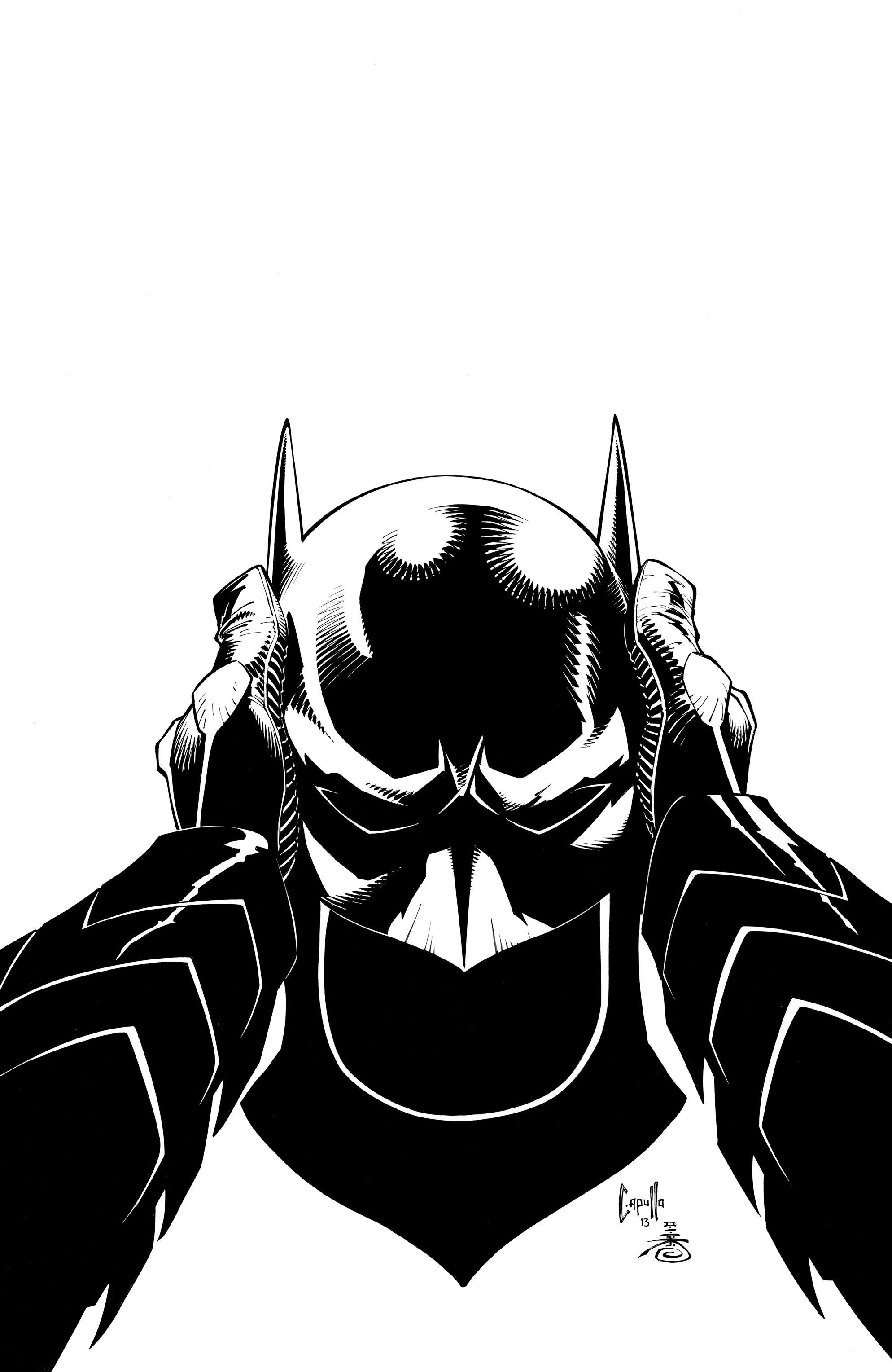 DC Comics: Zero Year chap tpb pic 6
