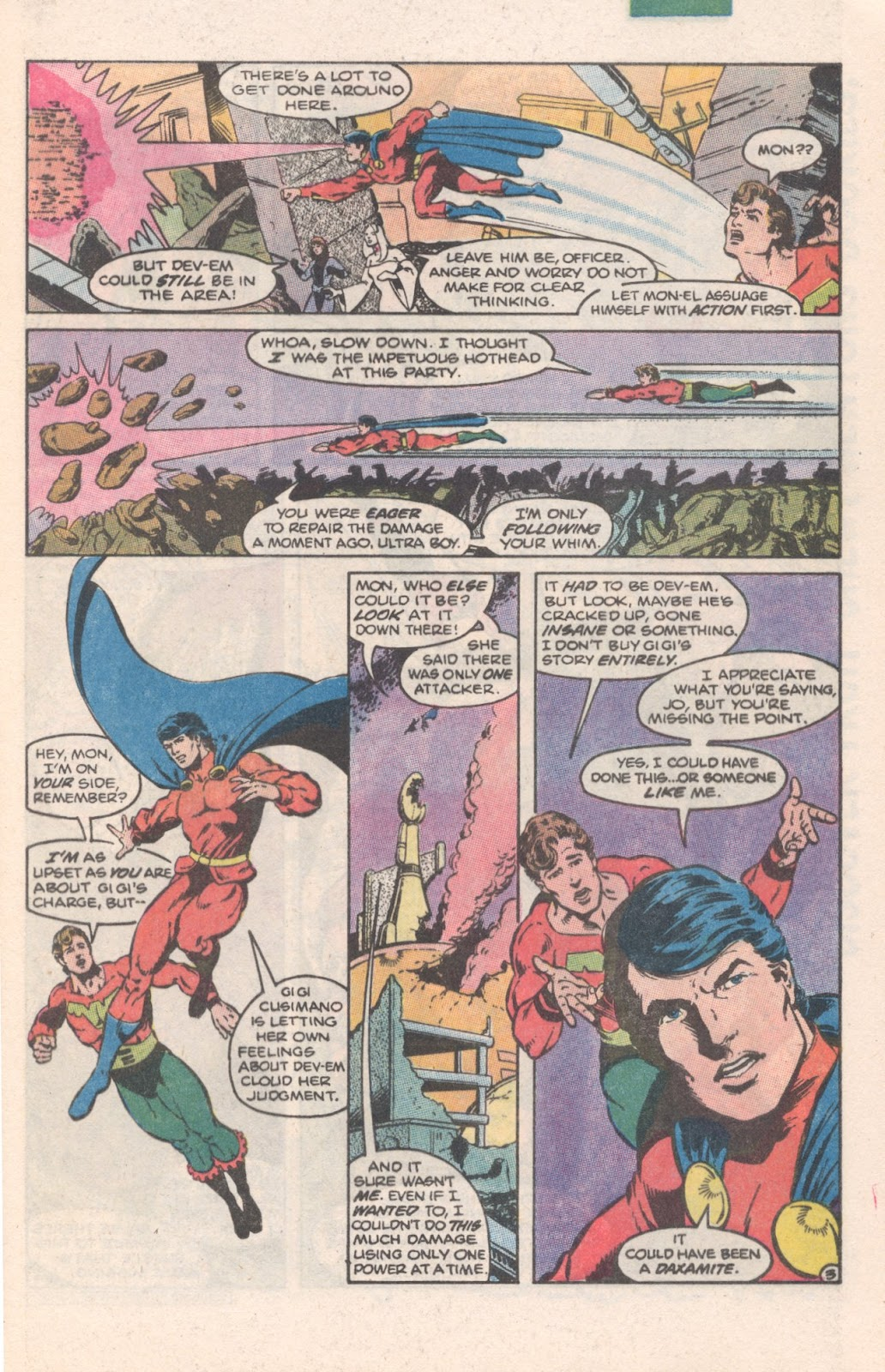 Tales of the Legion Issue #324 #11 - English 4