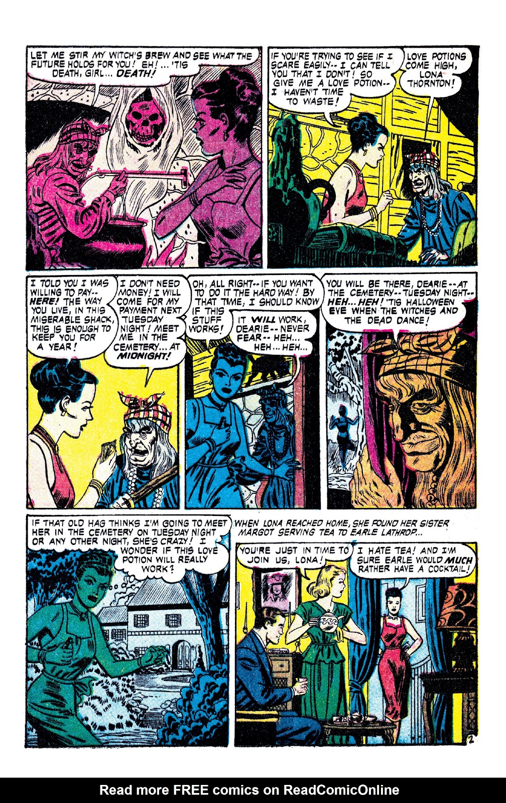 Haunted Horror Issue #19 #19 - English 37