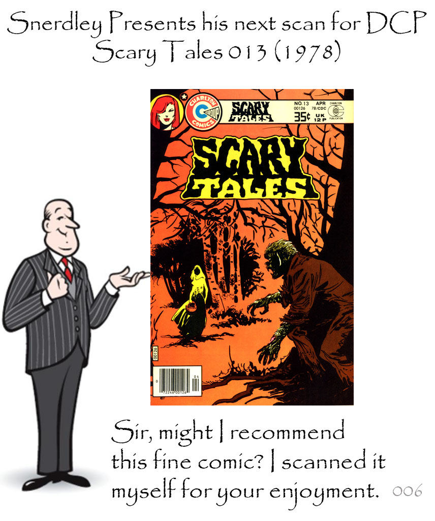 Read online Scary Tales comic -  Issue #13 - 37