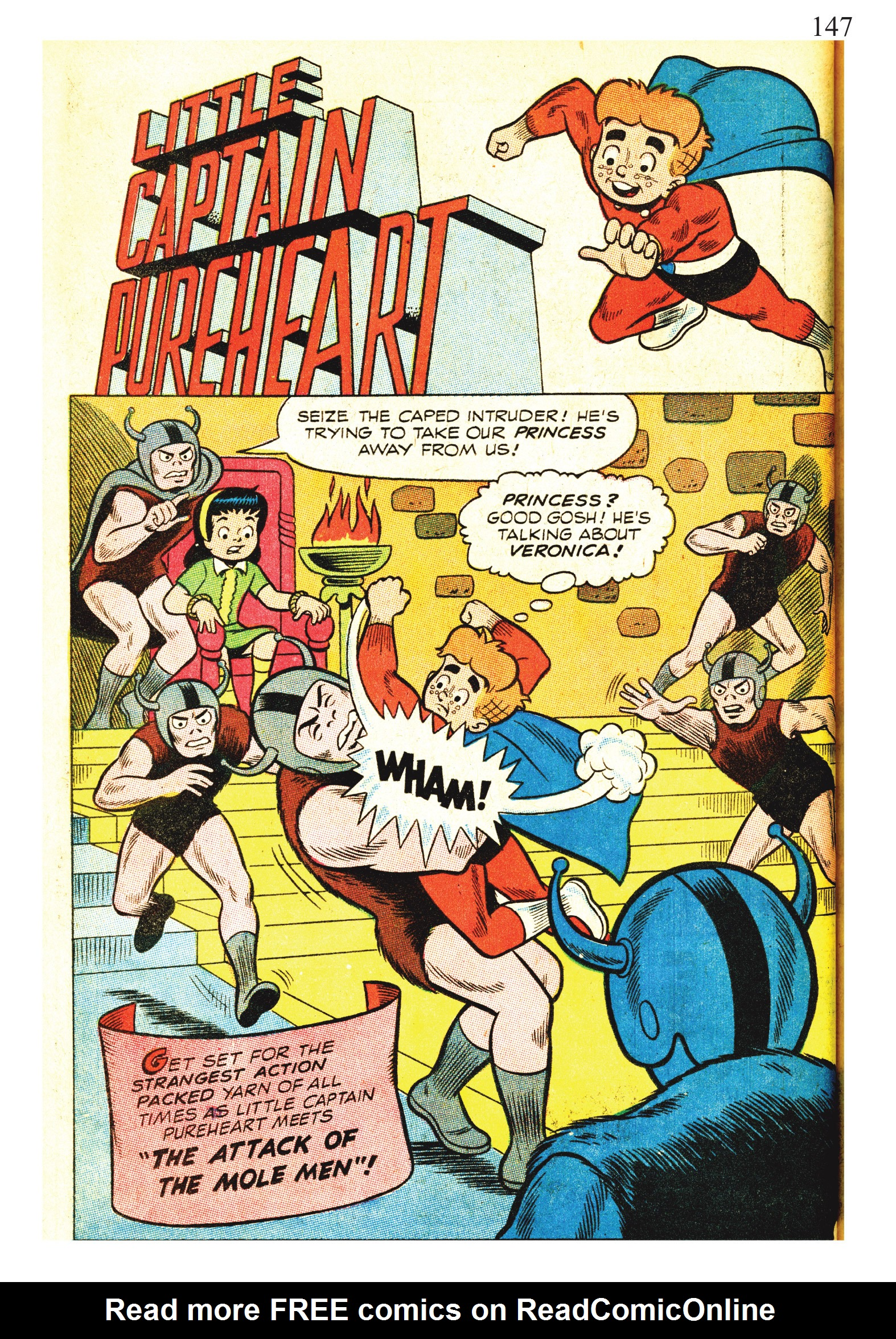 Read online The Best of Archie Comics comic -  Issue # TPB 2 (Part 1) - 149