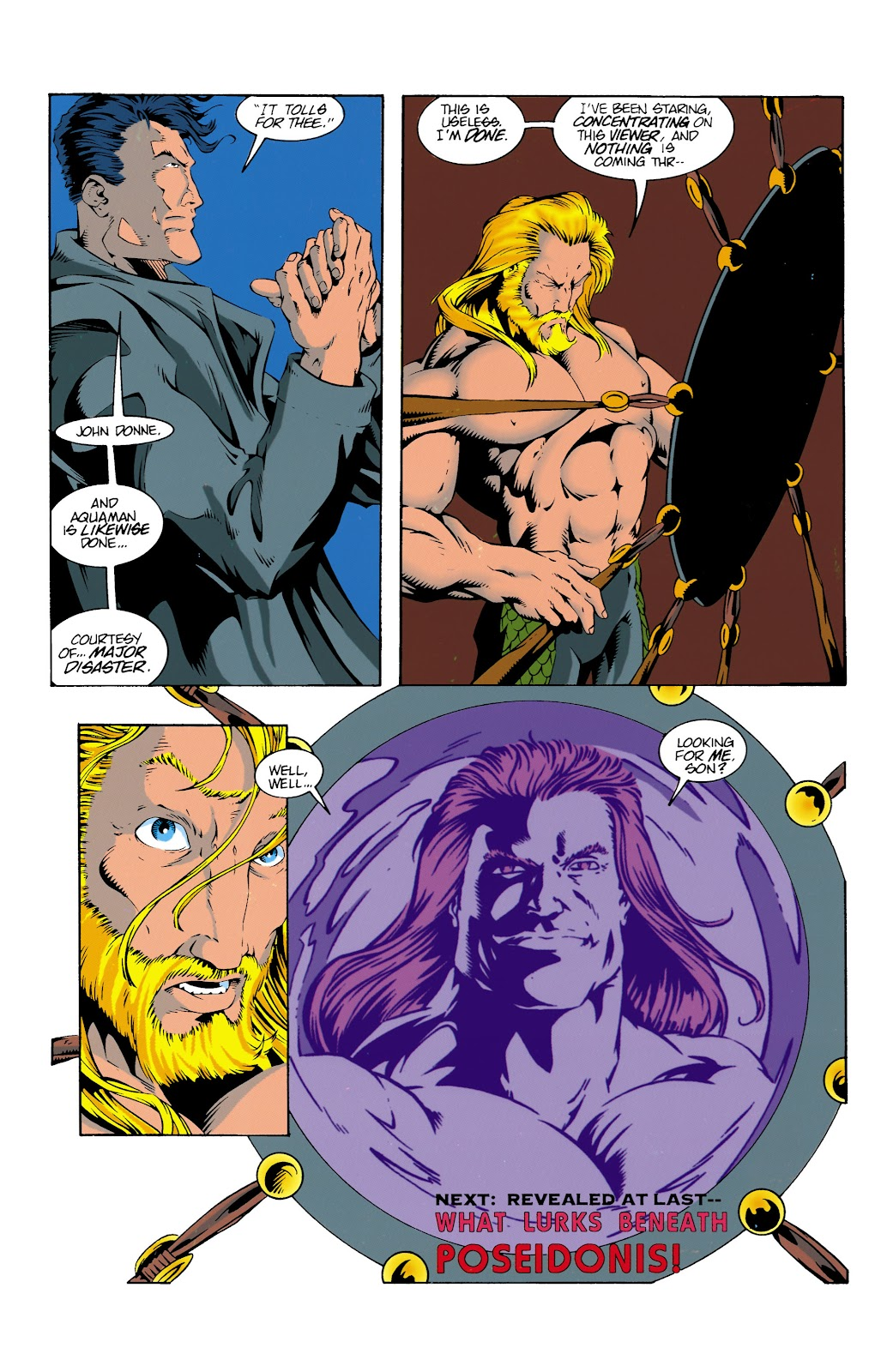 Aquaman (1994) Issue #14 #20 - English 23