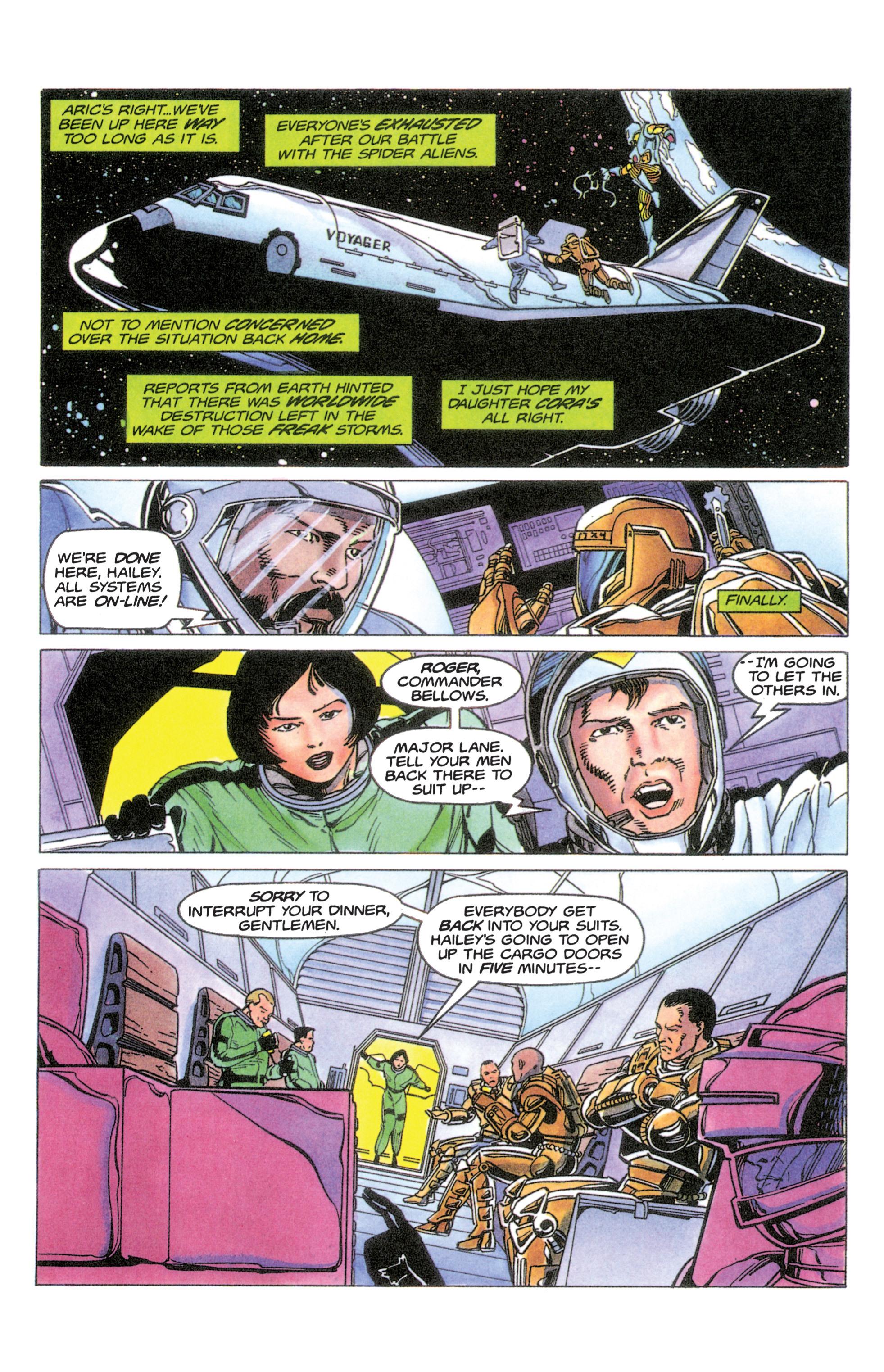 Armorines (1994) 6 Page 4