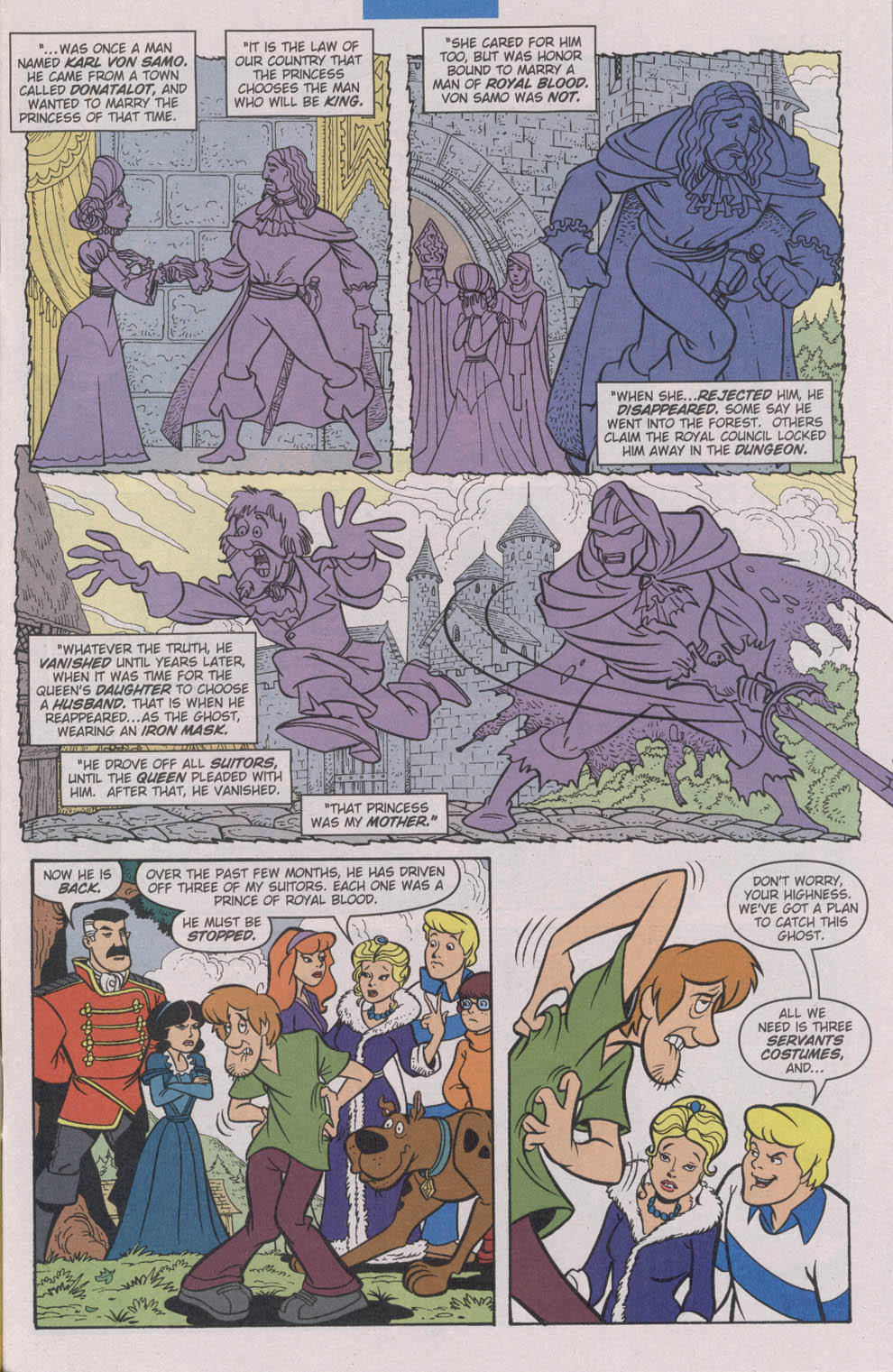 Read online Scooby-Doo (1997) comic -  Issue #79 - 5