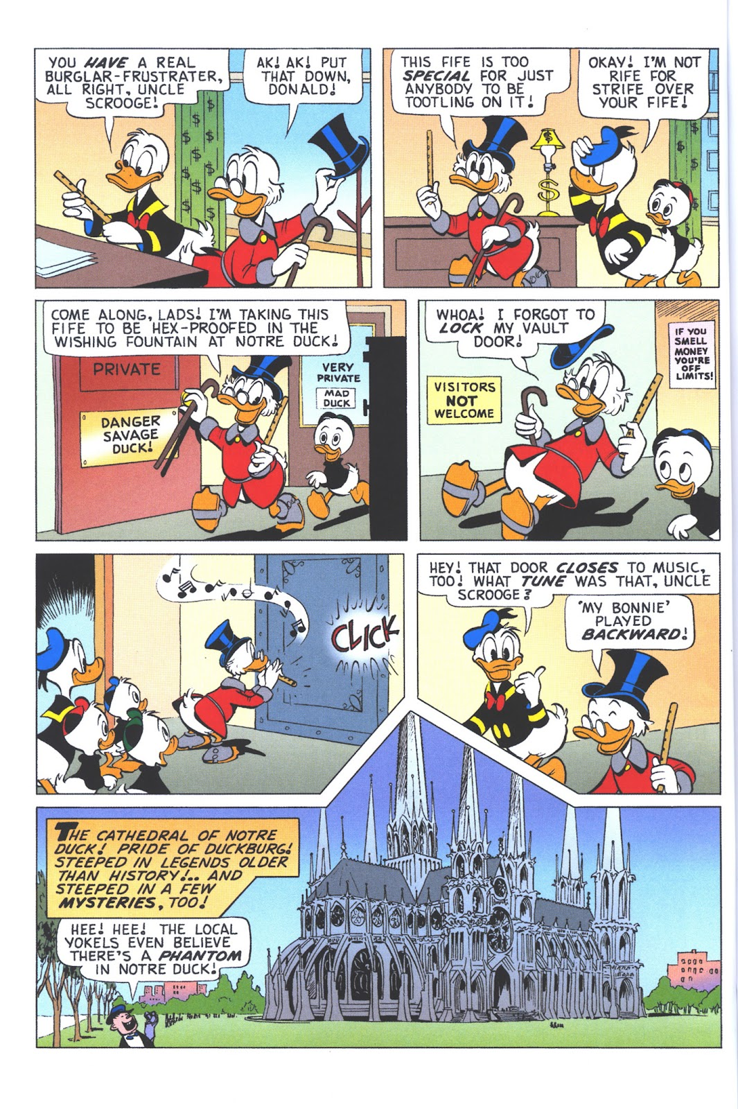 Uncle Scrooge (1953) Issue #379 #379 - English 4