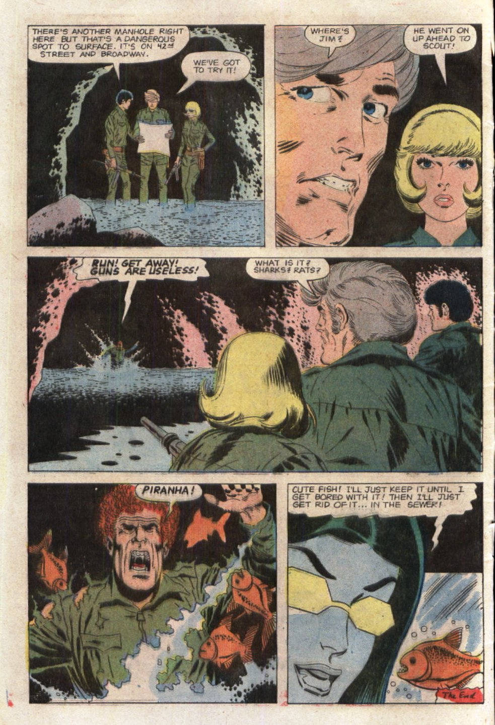 Read online Scary Tales comic -  Issue #16 - 32
