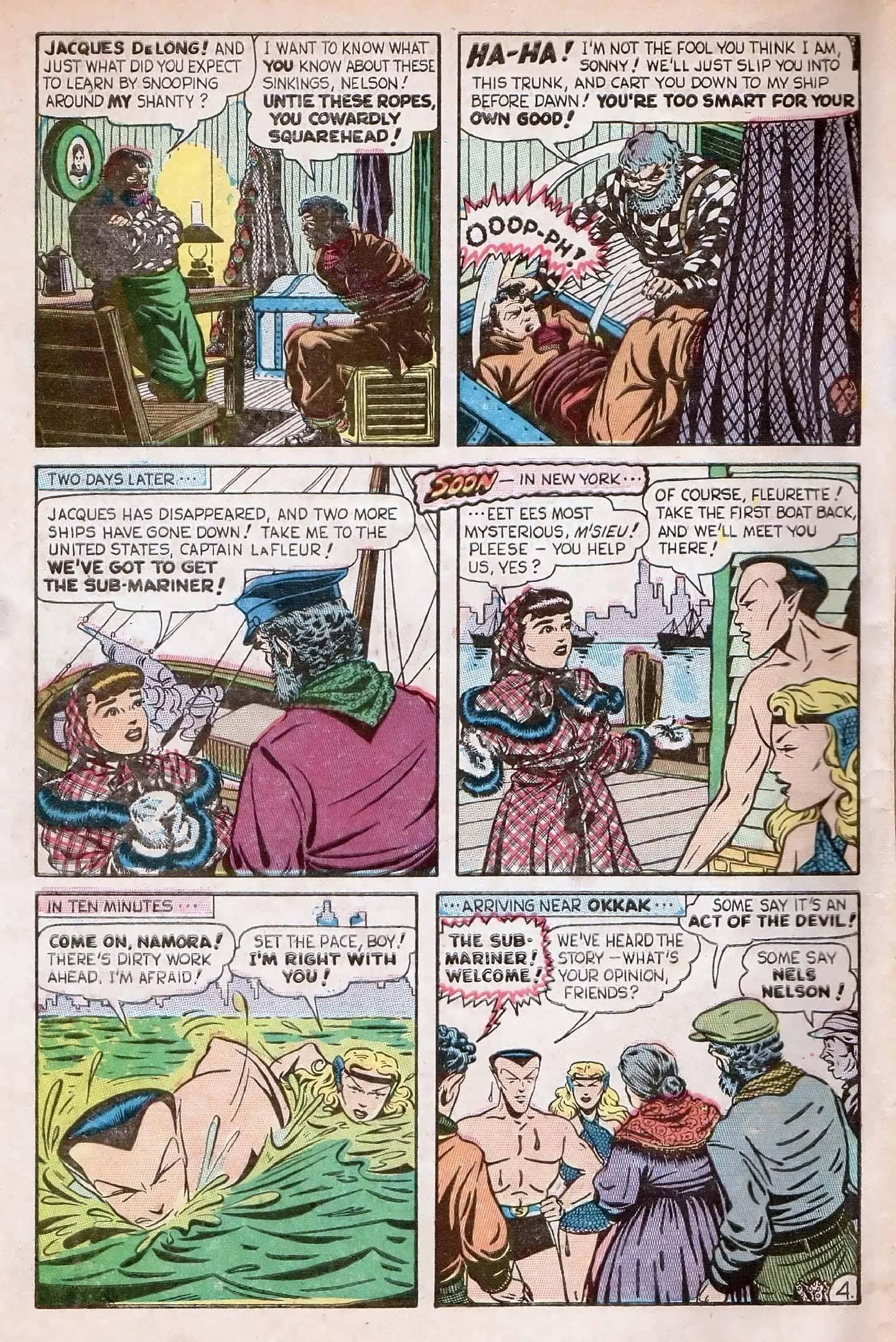 Sub-Mariner Comics #27 #27 - English 6