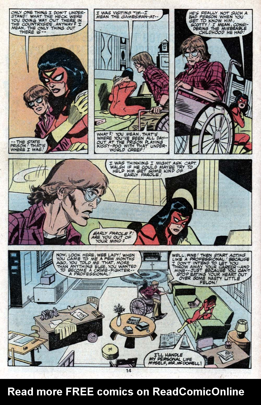 Spider-Woman (1978) Issue #24 #24 - English 9