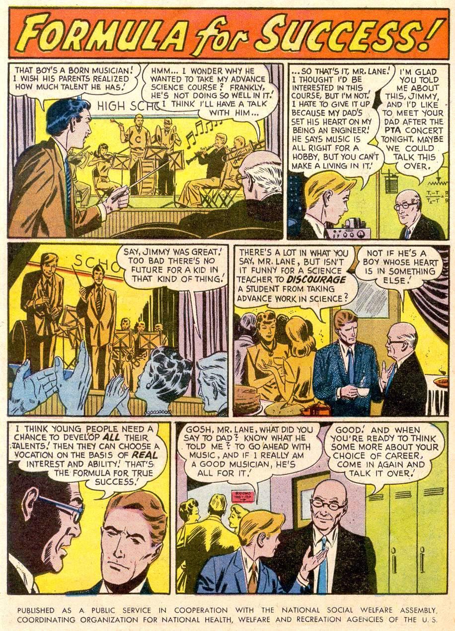 Read online Adventure Comics (1938) comic -  Issue #256 - 16