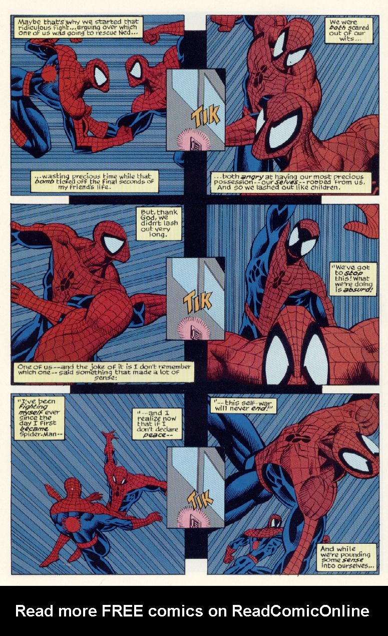 Read online Spider-Man: The Lost Years comic -  Issue #0 - 34
