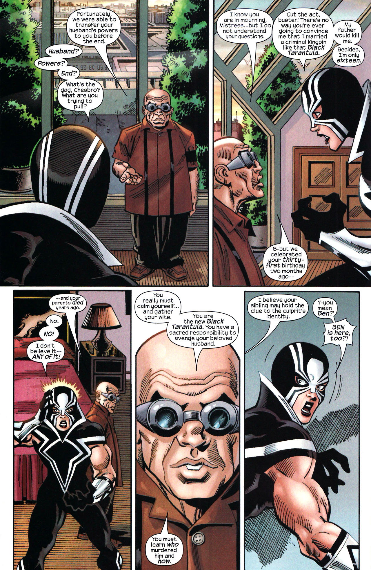 Amazing Spider-Girl #15 #16 - English 15