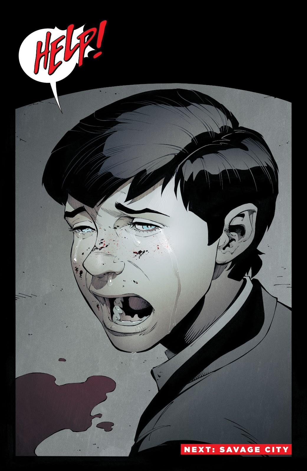 Batman (2011) Issue #29 #48 - English 40