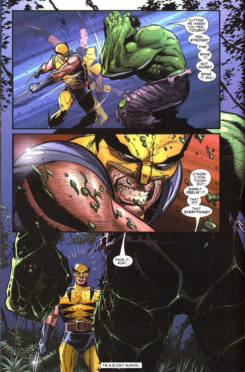 Read online The Incredible Hulk (2000) comic -  Issue #80 - 18