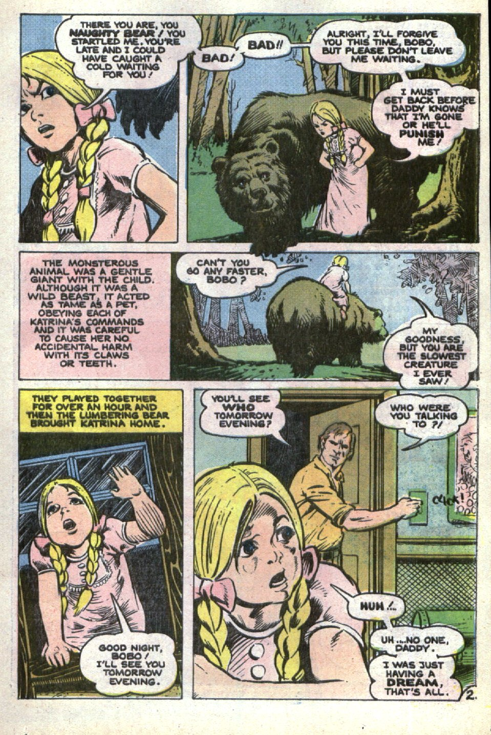 Read online Scary Tales comic -  Issue #21 - 25