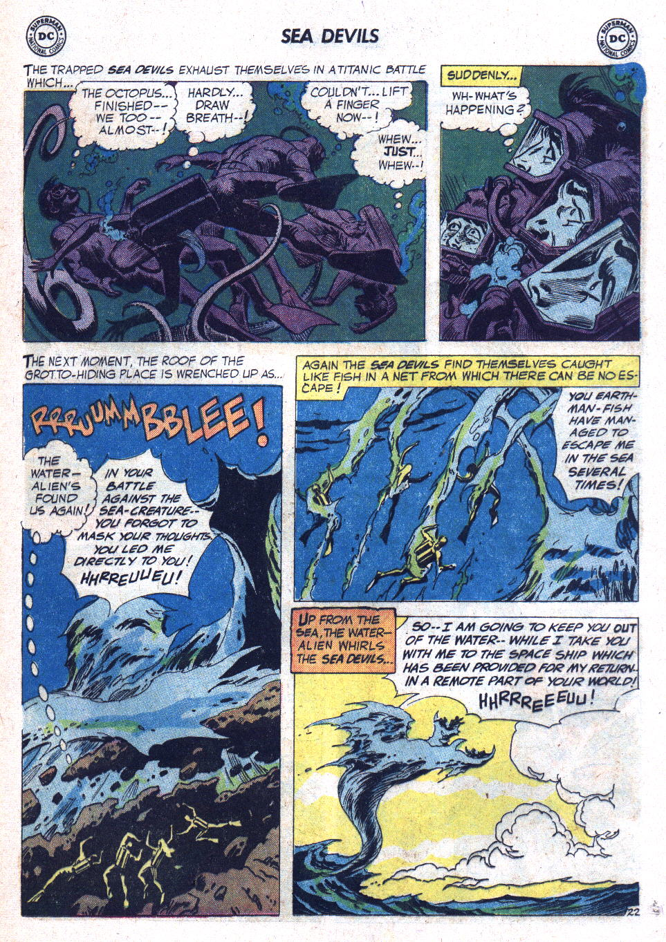 Read online Sea Devils comic -  Issue #7 - 30