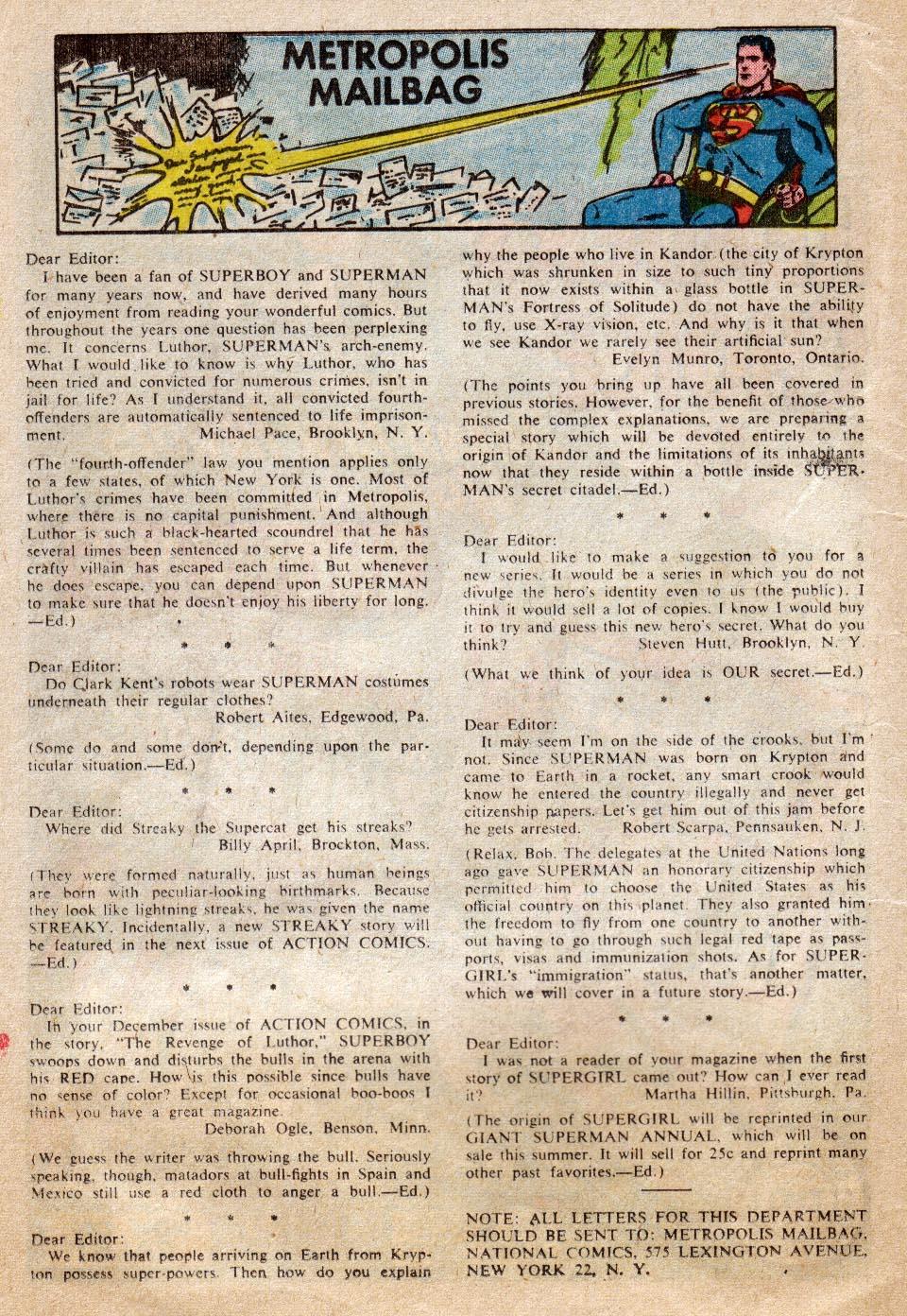 Action Comics (1938) 265 Page 17
