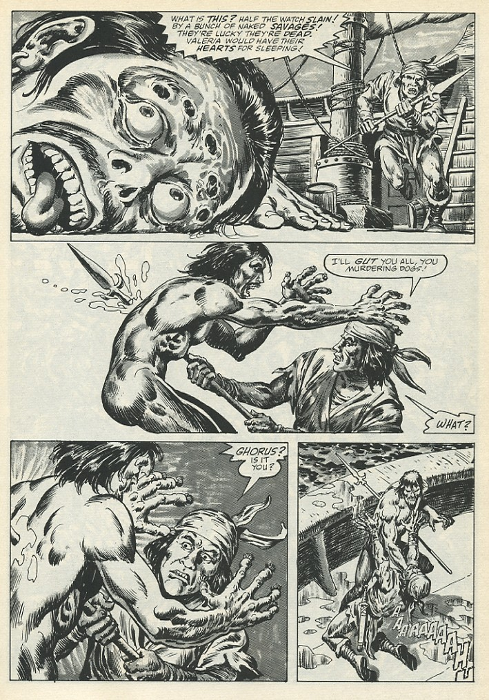 The Savage Sword Of Conan Issue #139 #140 - English 39