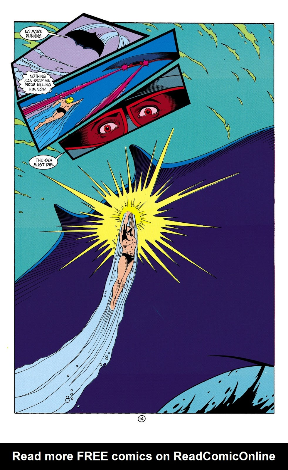 Aquaman (1991) Issue #6 #6 - English 15