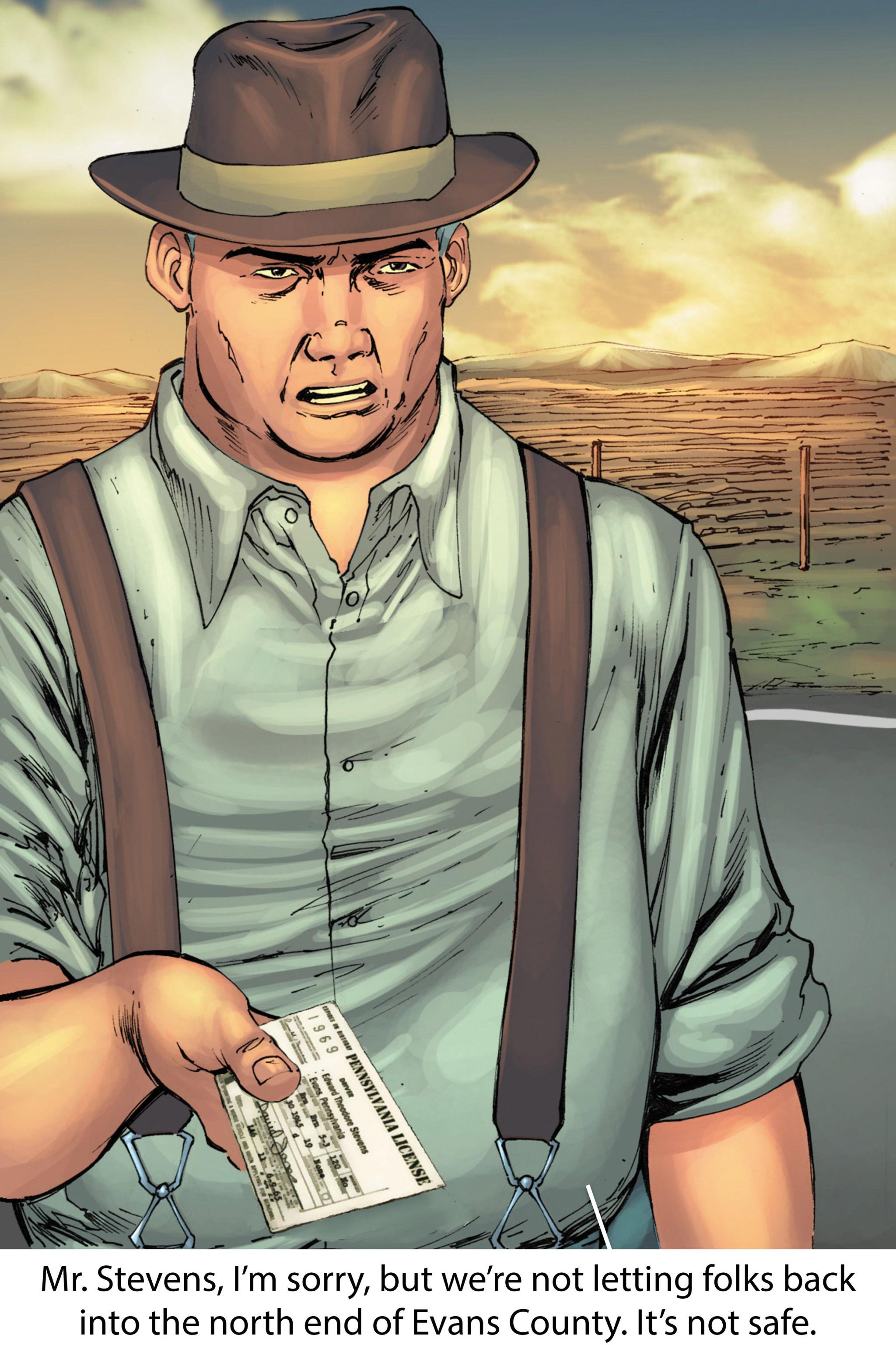 Read online Z-Men comic -  Issue #1 - 11