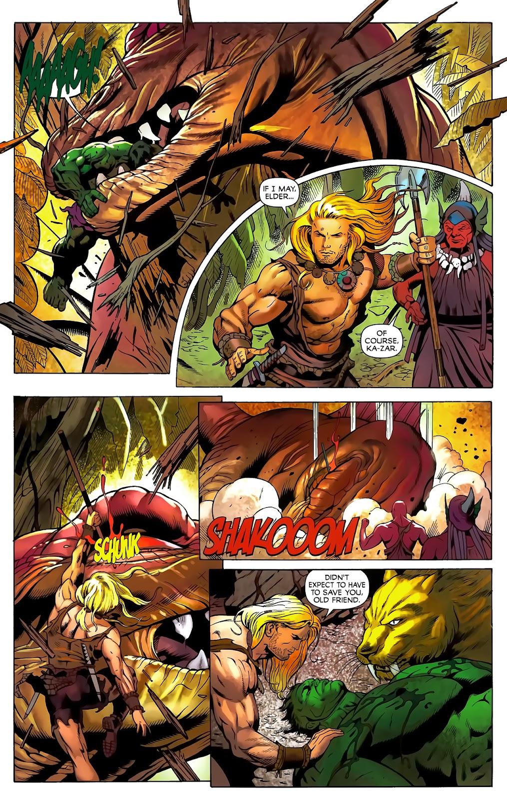 Incredible Hulks (2010) Issue #623 #13 - English 15